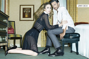 GOSEE FASHION : Steven MEISEL for JIMMY CHOO