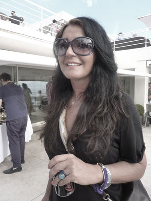 CANNES 2011 : MARKENFILM - sundowner with Esther Kurle