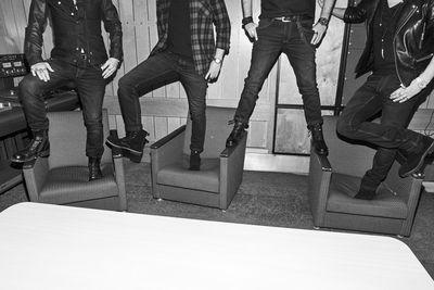 Mateusz Stankiewicz c/o AFPHOTO - Lady Punk, Big Star Jeans