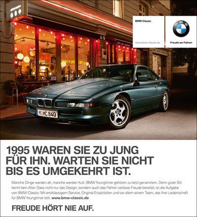 ANJA WIROTH : BREUN & GREGA for BMW CLASSIC