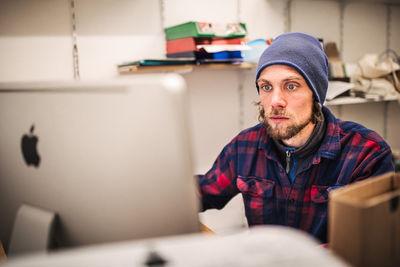 UPFRONT: Jan Eric Euler for SmartWood