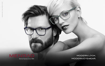 HILLE PHOTOGRAPHERS: Anja Boxhammer for MENRAD Eyewear