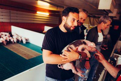 UPFRONT: Murat Aslan for Netto // Making of