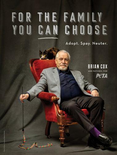JSR AGENCY: PEROU for PETA