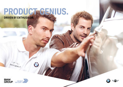 BMW Product Genius