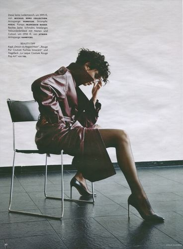 MD MANAGEMENT // Yana B. for Vogue //