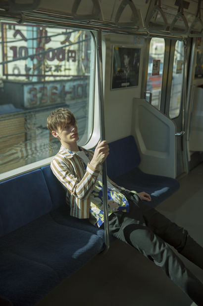 PATRICIA MCMAHON: SHORTLIST 'FROM THE STREETS OF TOKYO'