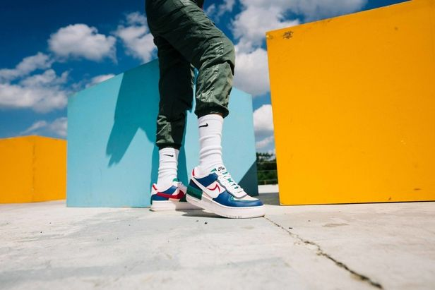 Nike Airforce 1 by Marcus Smith c/o MAKING PICTURES