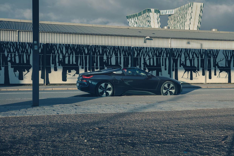 FRITHJOF OHM INCL. PRETZSCH x COPENHAGEN x BMW i8