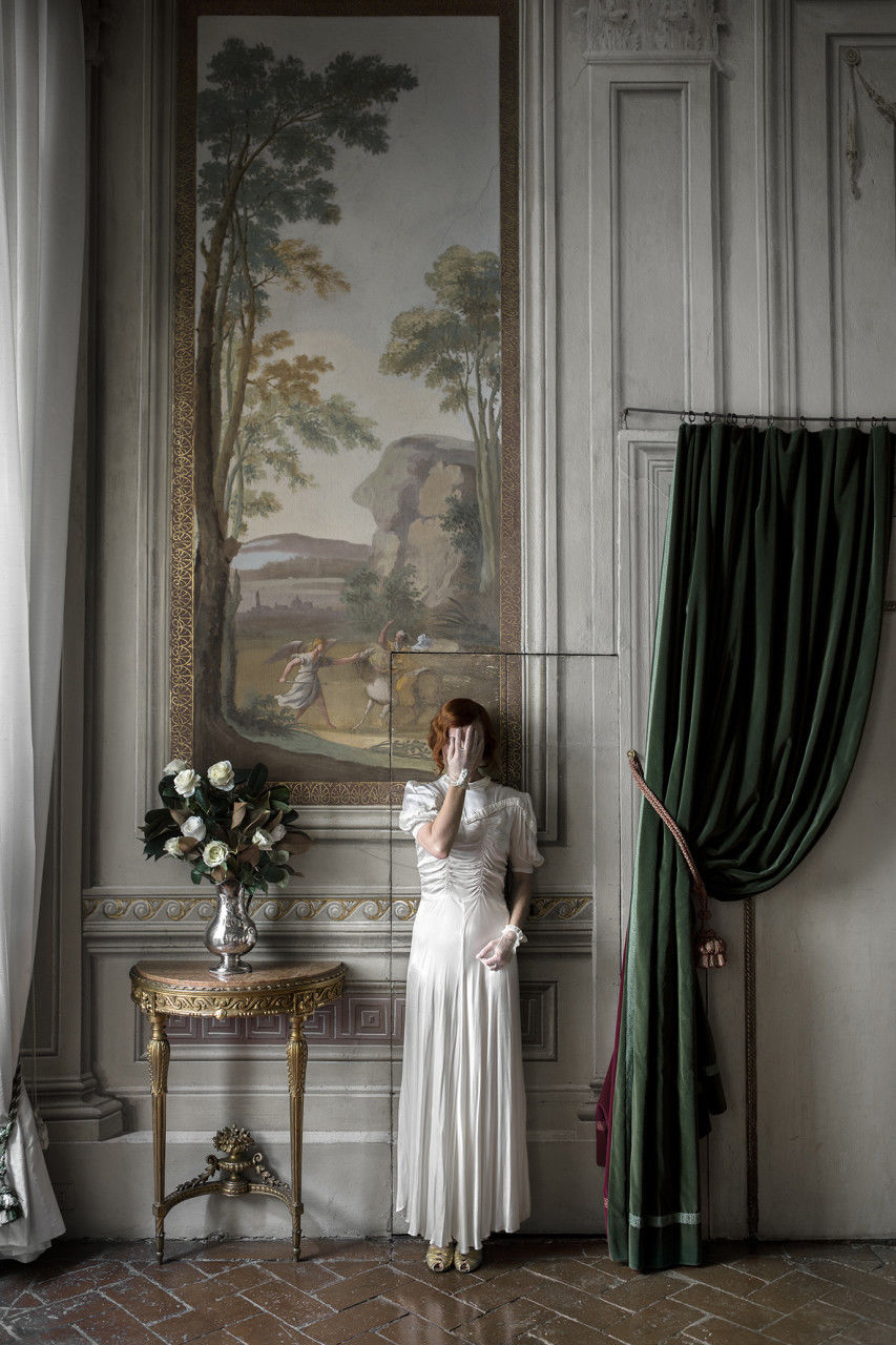 Anja Niemi 'The woman who never existed', 2016