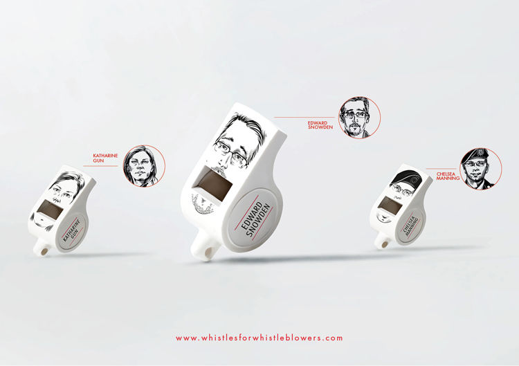 Reporters Without Borders. Whistles for Whistleblowers