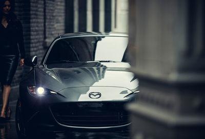 SEVERIN WENDELER: Mazda MX-5 Miata - Photography by Patrick Curtet c/o Severin Wendeler
