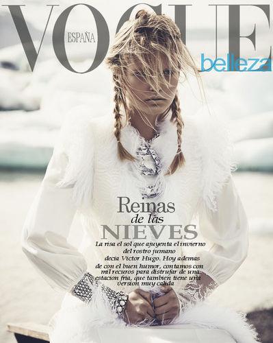 VOGUE Spain  Belezza November Issue 2014