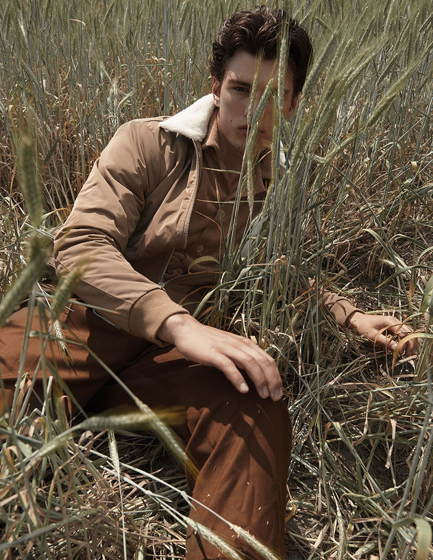 TOBIAS WIRTH. BEYOND THE TREES FOR MMSCENE MAGAZINE