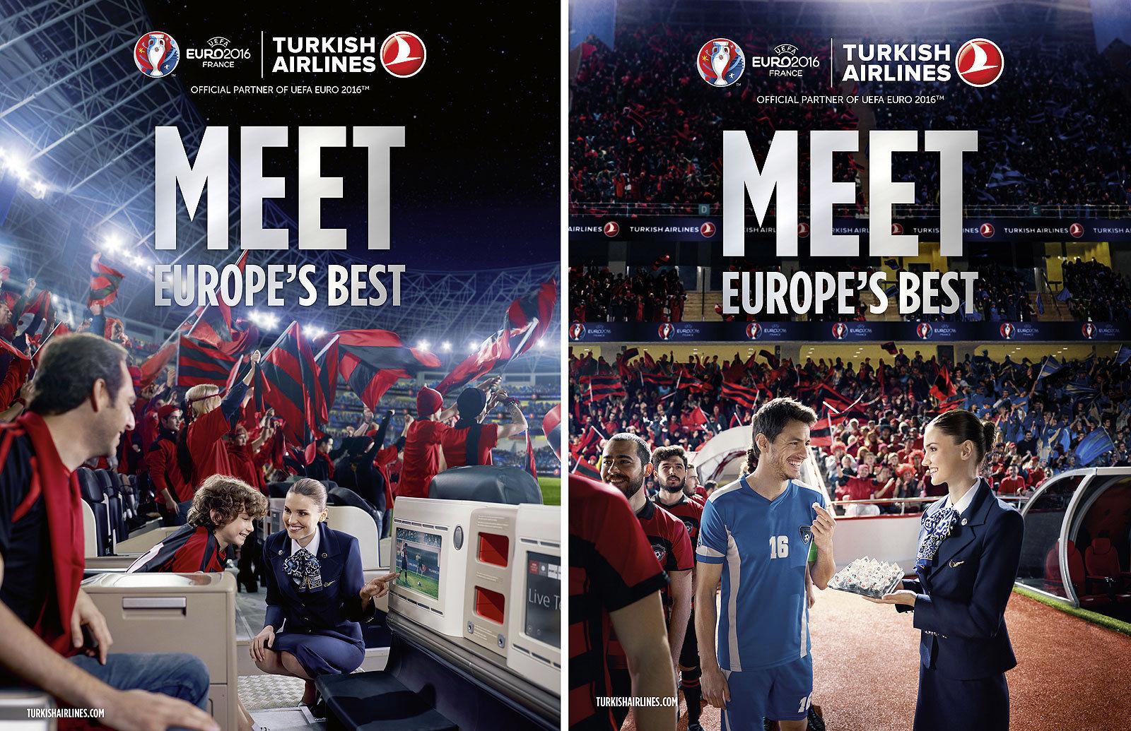 Turkish Airlines - UEFO EURO 2016