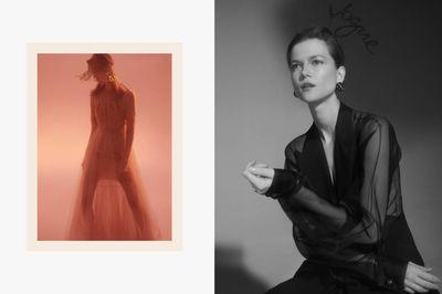 VOGUE POLSKA Anniversary issue starring Kasia Struss by Wunsche&Samsel c/o SAMESAME AGENCY