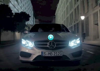 TRO MUSIC SERVICES for Mercedes E-class