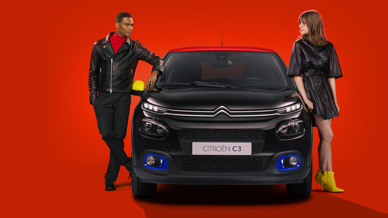 CITROEN C3 LIMITED EDITION JCC BY WILLIAM CROZES REPRESENTED BY CONTIART