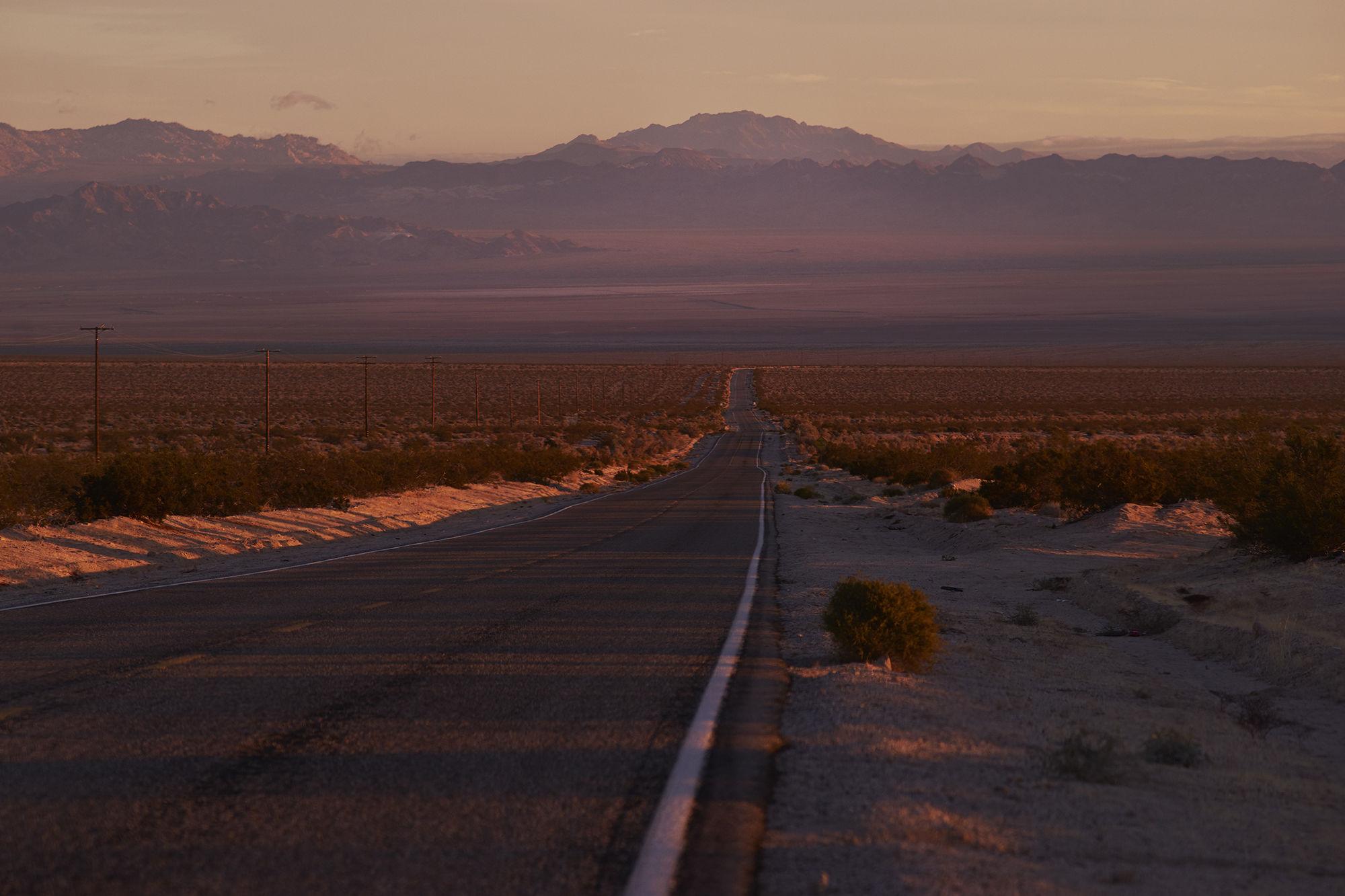 "Ruben Riermeier, ""Desert"", personal work"