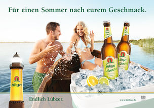 TAKE AGENCY : Sonja SCHAEFER for LUEBZER