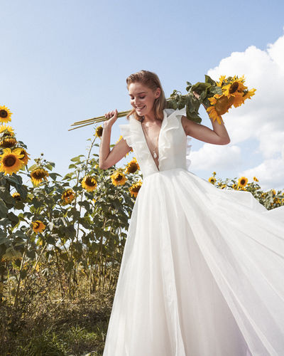 WINTELER PRODUCTION for the Wedding Issue of WOMAN Magazine