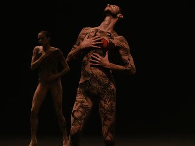 Stefan Dotter c/o TAKE Agency - Dior x Sharon Eyal