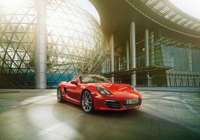ANDREAS BURZ Shanghai Porsche