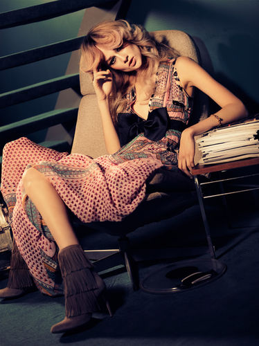 Anna Rose by Stephanie Pistel in 'Almost Famous' for Fashion Gone Rogue