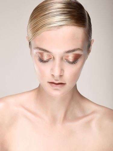 beauty with Signe Rasmussen, Hair and Make-Up by Stephan Schmied, Photography by Bernd Ott