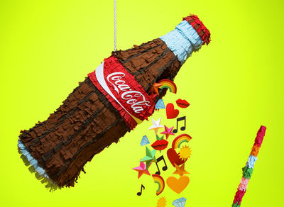 PIÑATA for Coca-Cola