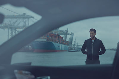 FRITHJOF OHM INCL. PRETZSCH X AUDI e-tron Sportback X Michael Schook RESTAURANT HÉROINE Rotterdam