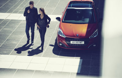 PATRICK CURTET for PEUGEOT 208