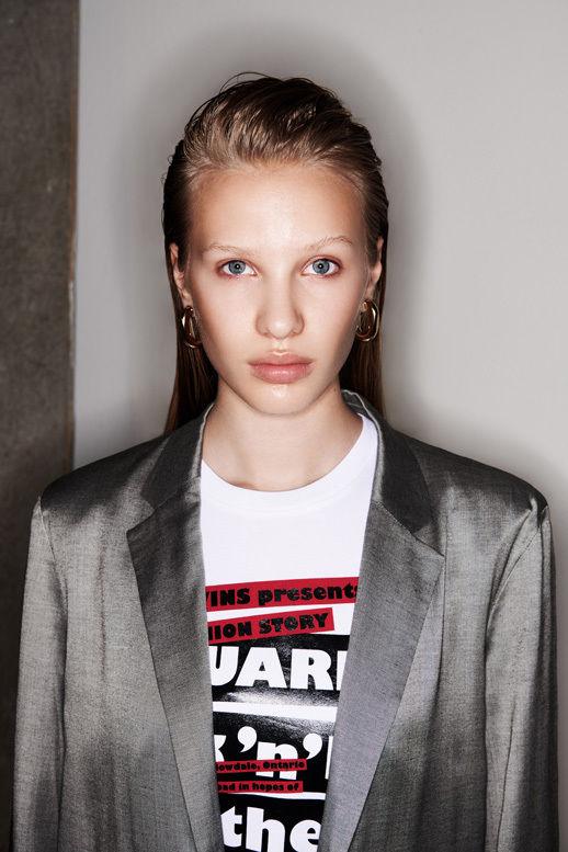 JULIA ZIEGLER / HAIR MAKE-UP / NIKA