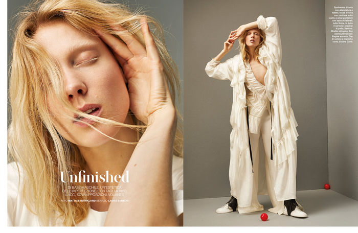 D Magazine Editorial by Mattias Björklund c/o LUNDLUND