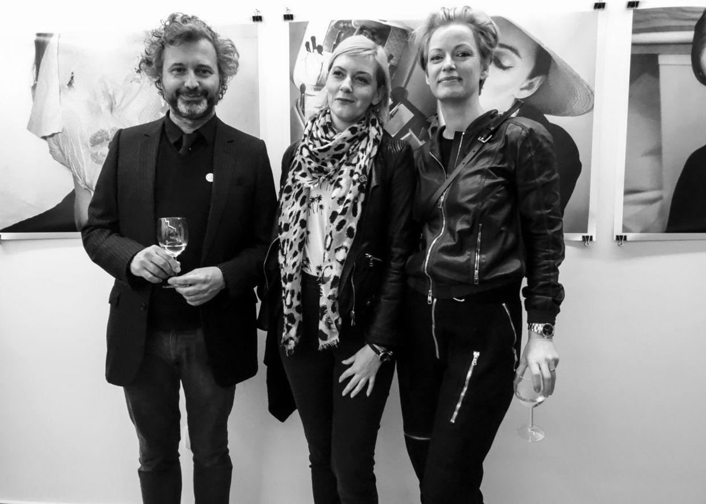 David Pujado, Maria Jovanovic, Susanne Junker