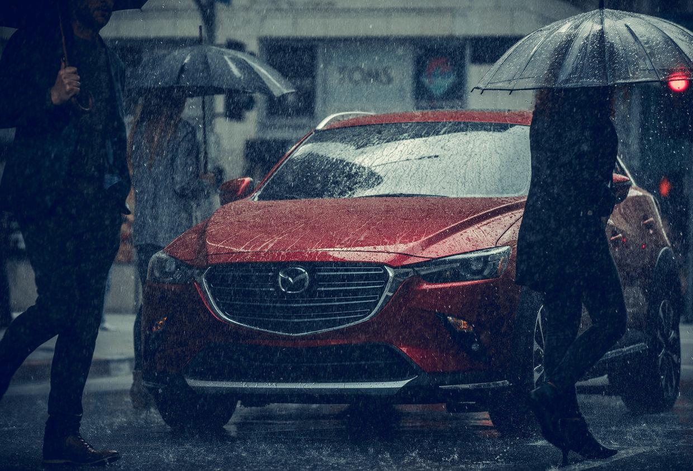 """SEVERIN WENDELER: Patrick Curtet c/o Severin Wendeler """"Mazda CX3"""""""
