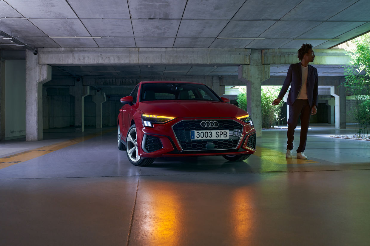 ANATOL GOTTFRIED: AUDI A3 Sportback for DDB Spain