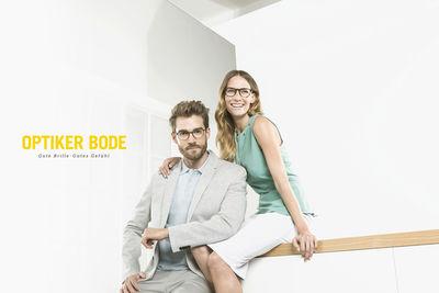 HILLE PHOTOGRAPHERS: Nicole Neumann for Optiker Bode