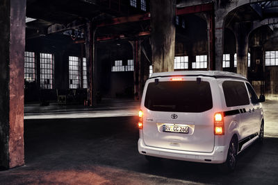 NEVEREST for Erwin Hymer Group / Toyota Crosscamp – Shooting
