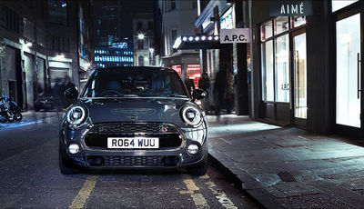 MARC TRAUTMANN for MINI COOPER S