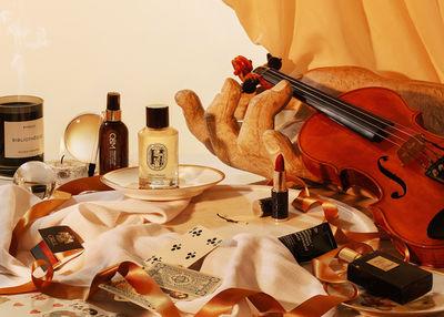 Mathilde Karrèr für Skins Cosmetics