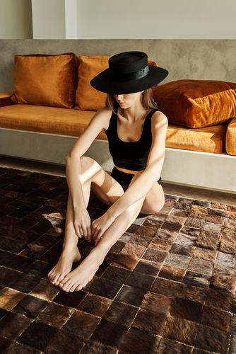 ANATOL GOTTFRIED Fashion Shoot for Plhi Beachwear in Barcelona