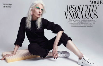 COSMOPOLA | Frauke Fischer | Vogue Portugal