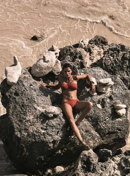 MUNICH MODELS: Raica OLIVEIRA for MARIE CLAIRE Spain