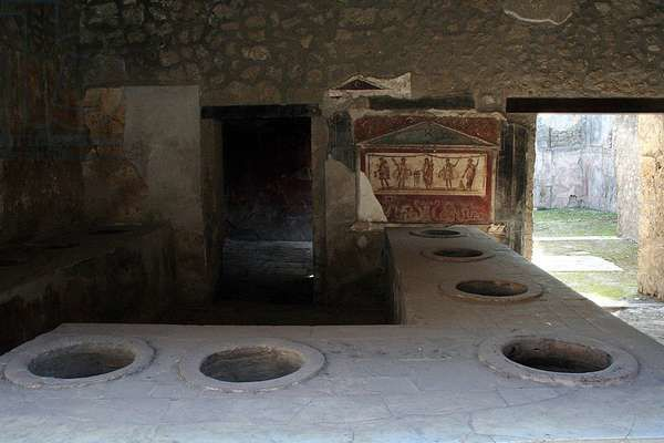 BRIDGEMAN IMAGES - Pompeii