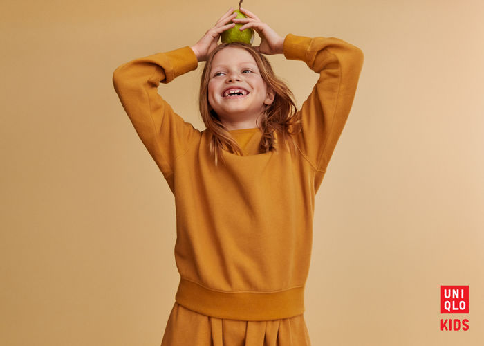 Anouk Nitsche c/o FREDA+WOOLF for Uniqlo