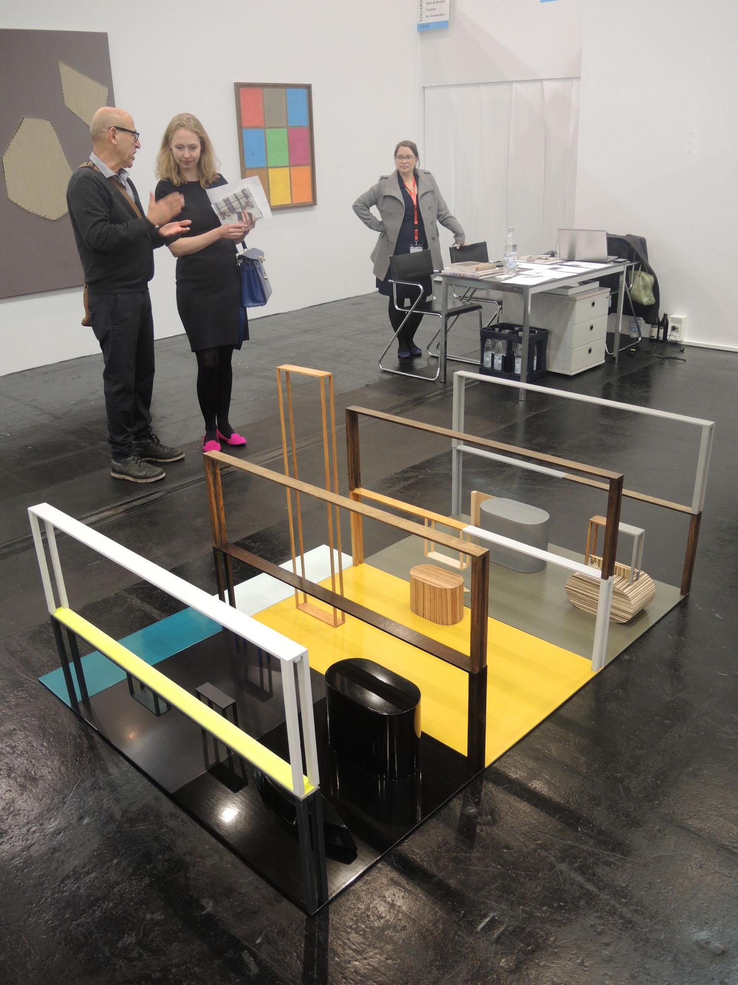 ART COLOGNE 2014 : Hezi Cohen Gallery, Israel