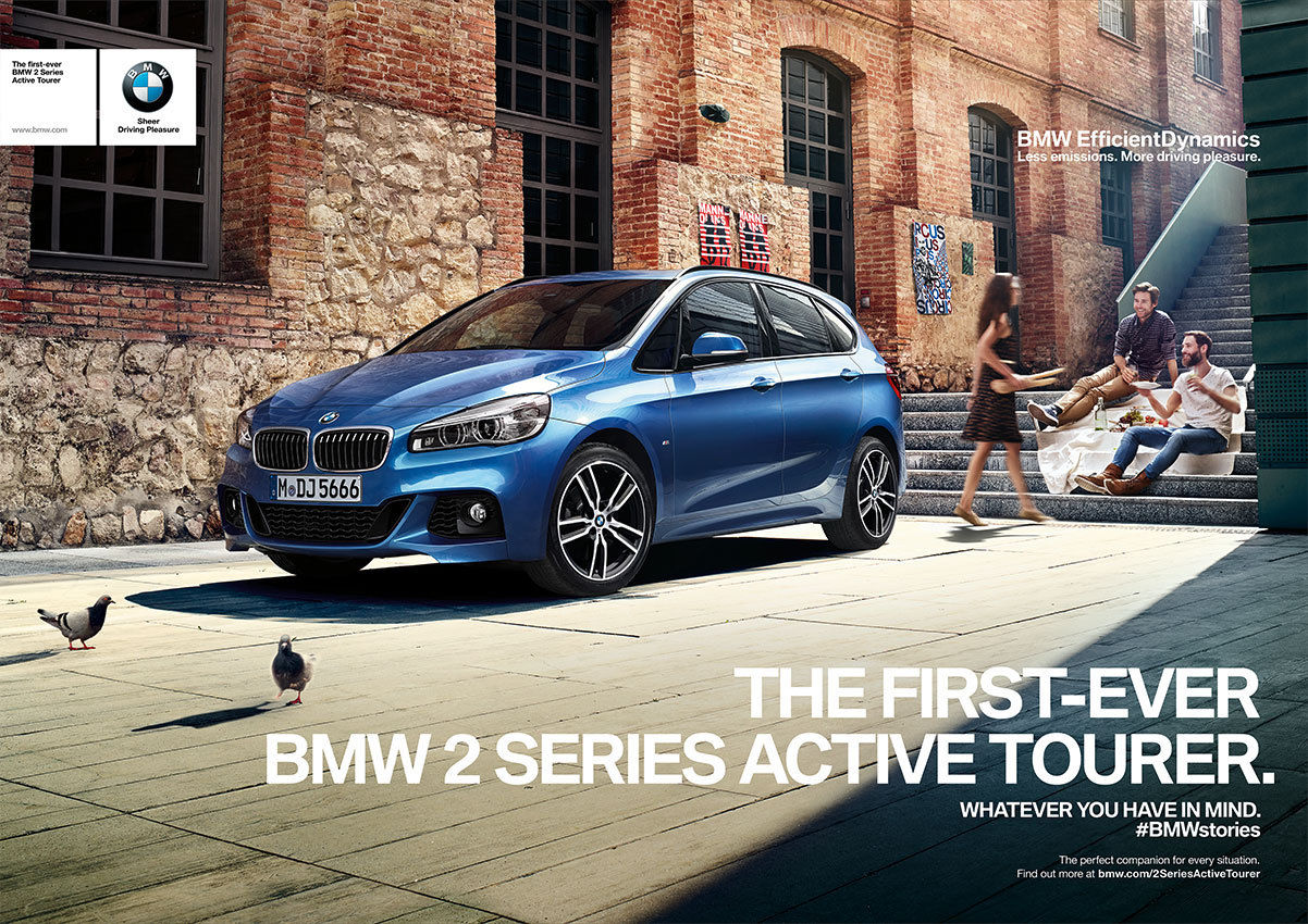 MICHAEL SEIDLER for BMW 2series