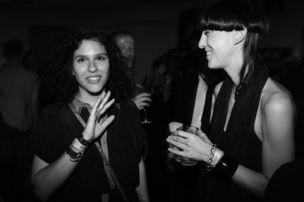 ESTHER PERBANDT - FORMAT SS 2012 film presentation in Berlin