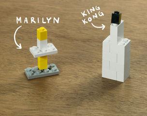 I LEGO® NEW YORK by Christoph Niemann